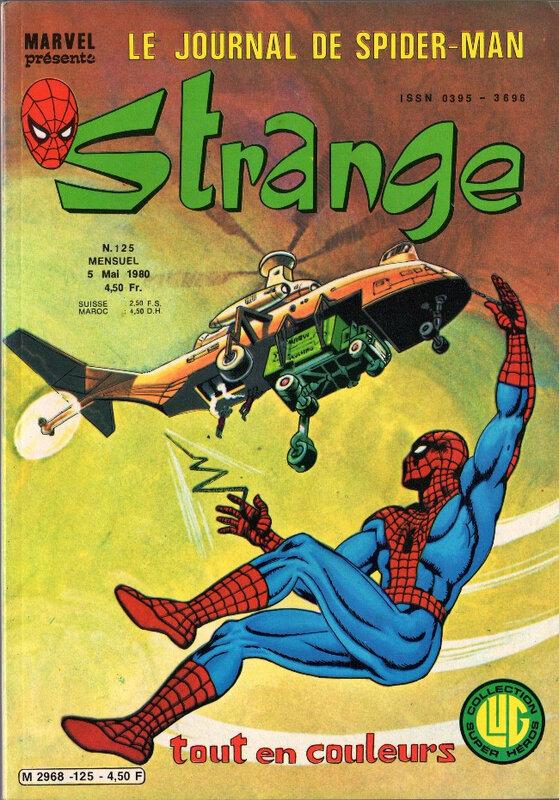 lug strange 125
