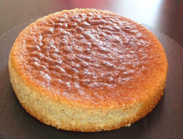 Gâteau yaourt pralin