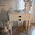 Table shabby