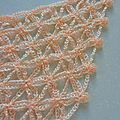 Crochet Flower of Life Chain Shawl 4
