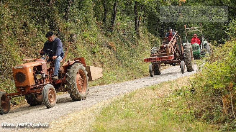 Photos JMP©Koufra 12 - Cornus - Rando Tracteurs - 15082019 - 0520