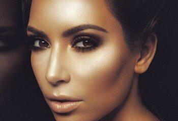 Kim Kardashian banana-powder-d