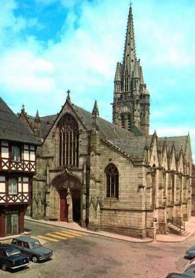 Notre Dame du Roncier de Josselin