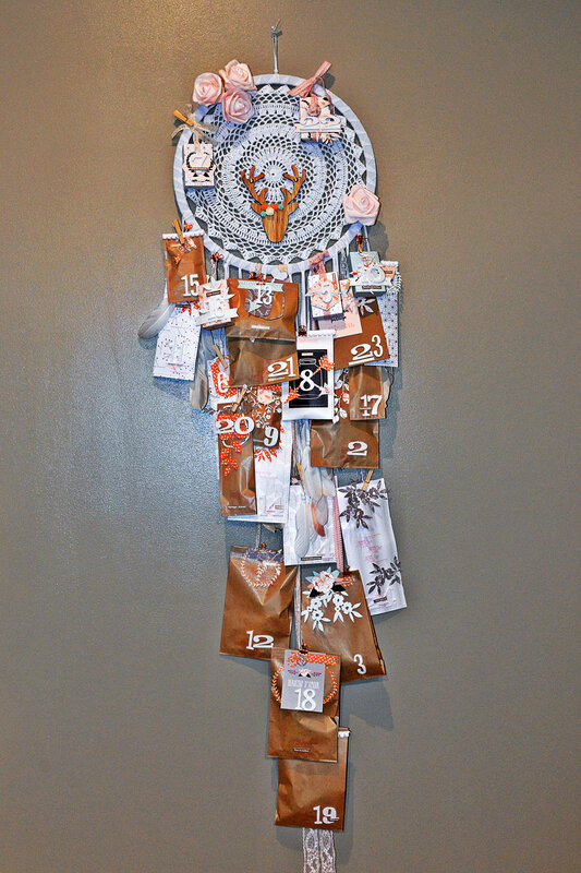 calendrier de l'avent-sokai-collection déclaration d'amour & parlez moi d'amour-entier-claire-scrapathome