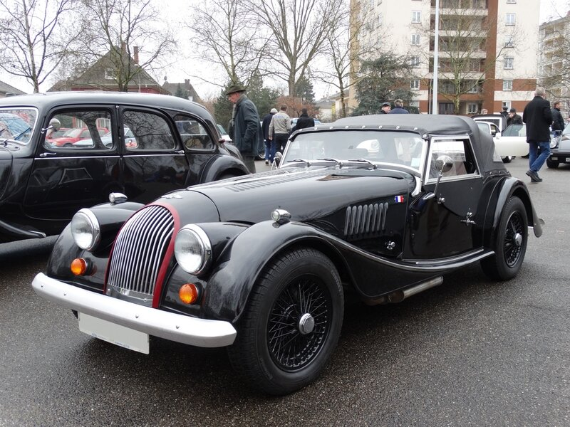 MORGAN 4-4 roadster Strasbourg (1)