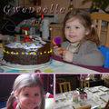 Gwenaëlle 3 ans