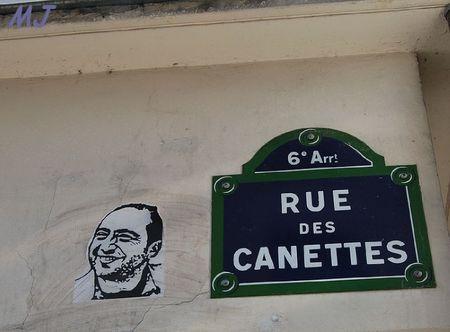 RUE DES CANETTES