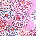 Kaffe Fassett Floating Flowers