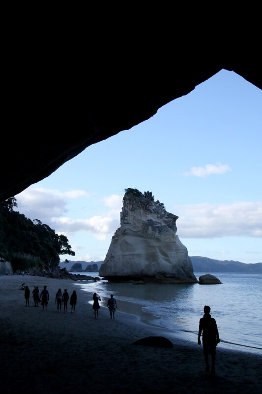 4W7A7612 Hahei Cathedrale Cove