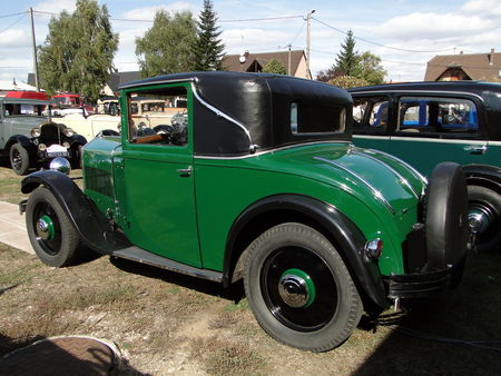 MATHIS PYC Faux Cabriolet 1931 2