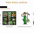 Mon beau jardin : vente de graines en ligne
