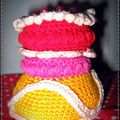 The serial crocheteuses : one year !!!