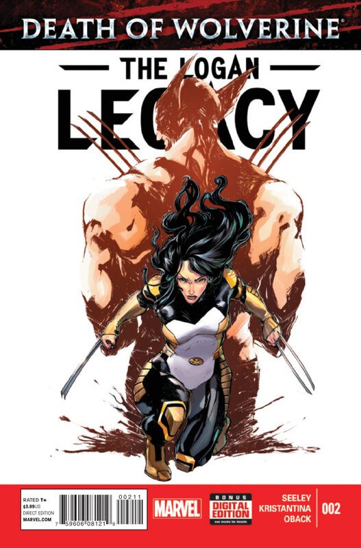 death of wolverine the logan legacy 02