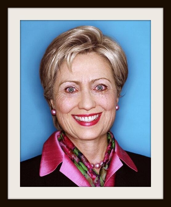 LaChapelle_HillaryClinton