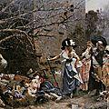 Liste de massacres de la guerre de vendée et de la chouannerie