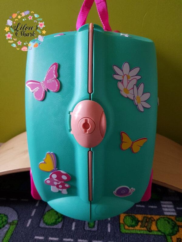 trunki flora valise fee 9