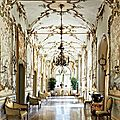 An enchanting estate in northern italy: style icon marella agnelli's 18th-century retreat, villar perosa