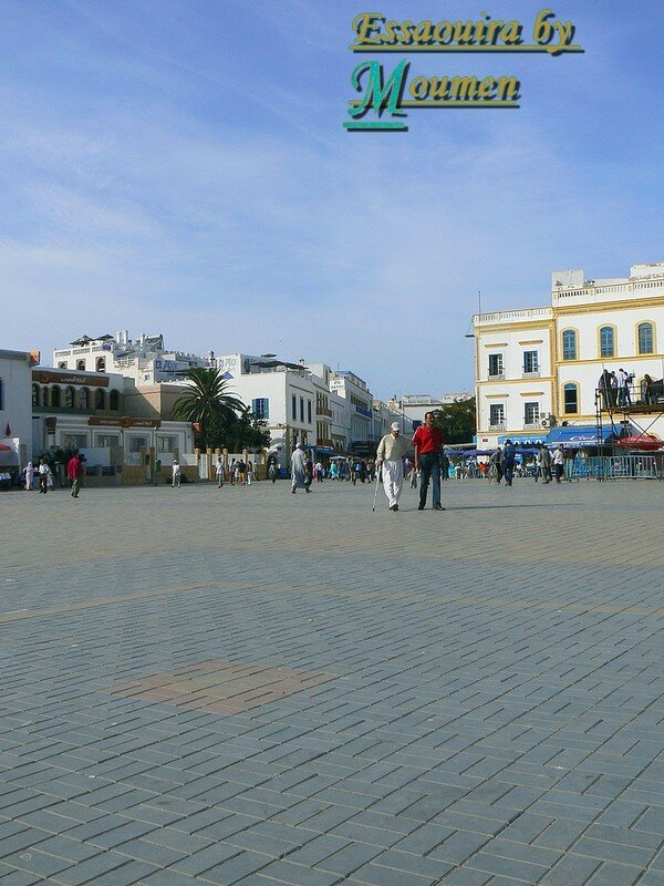 Down Square Essaouira Maroc