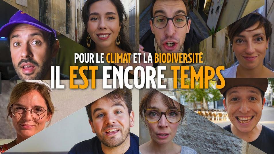 « Collectif il est encore temps » + Marche pour le climat du 8 décembre 2018 à Avranches - réunion mercredi 21 novembre 2018