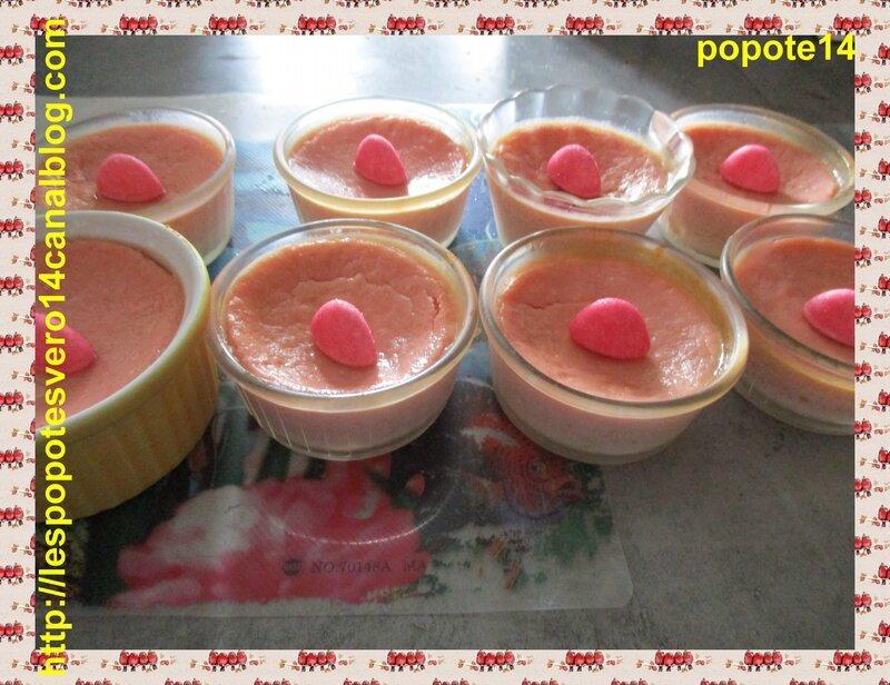 crèmes aux fraises tagada6