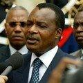 le président Sassou Nguesso