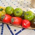 Encore des tomates!