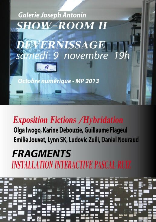 dévernissage show-room 2