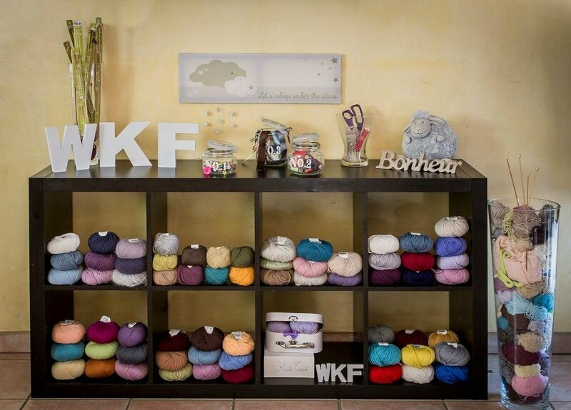wool kit factory
