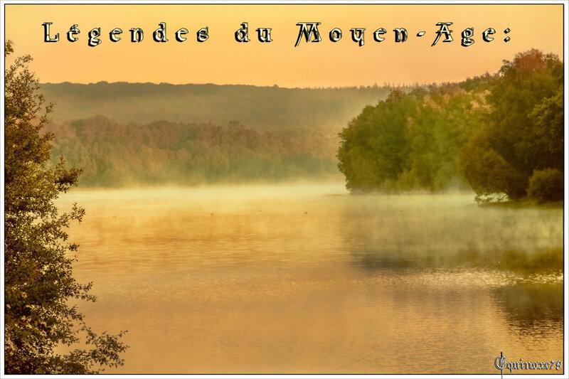 Légendes du Moyen-Age Rabelais, Pantagruel et le Gargantua , Merlin, le roi Arthur, Morgane, Mélusine, Geoffroy-à-la-Grand-Dent (7)