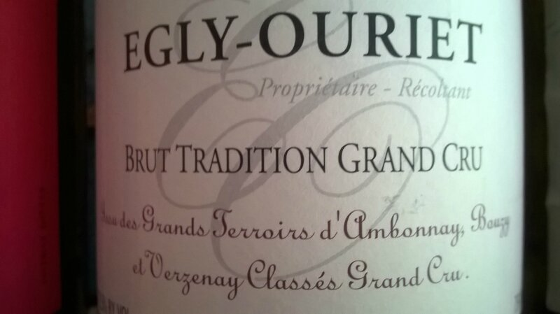 Egly-Ouriet Tradition Grand cru