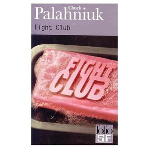 Fight Club - Chuck Palahniuk - Couverture