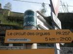 Circuit des orgues