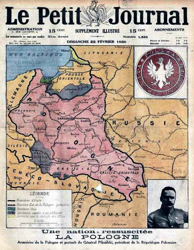 Le petit journal frontières ppologne