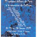 Exposition! - à paris 20eme du 15 au 28 février 2011
