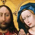 The master of flémalle and rogier van der weyden @ stadel museum, frankfurt