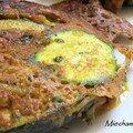 Bhajias de legumes