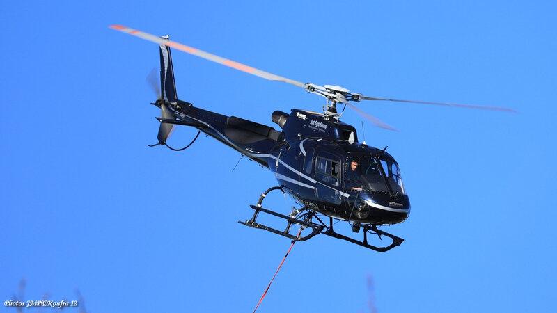 Photos JMP©Koufra 12 - La Couvertoirade - Hélicoptère - 26022019 - 0400