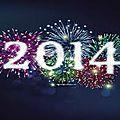 Bonne et heureuse année 2014 !