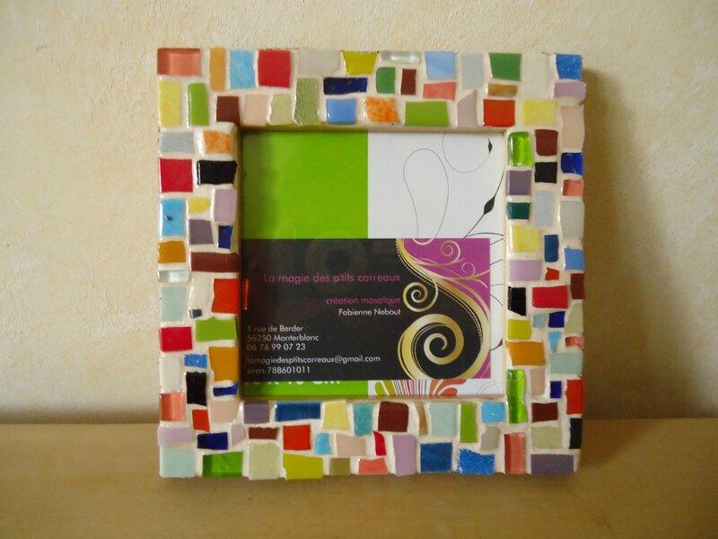 multicolore petit modèle