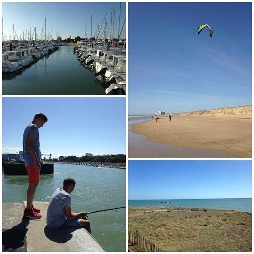 Vacances Vendée 2017