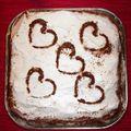 *Gâteau chocolat /banane