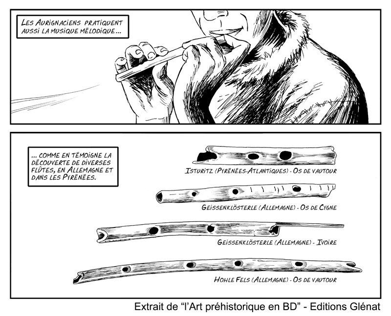 Musique prehistoire