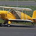 Aéroport Tarbes-Lourdes-Pyrénées: Cormouls Myriam: Constructeur Amateur Jungster 1: F-PRCB: MSN 8001-RL.