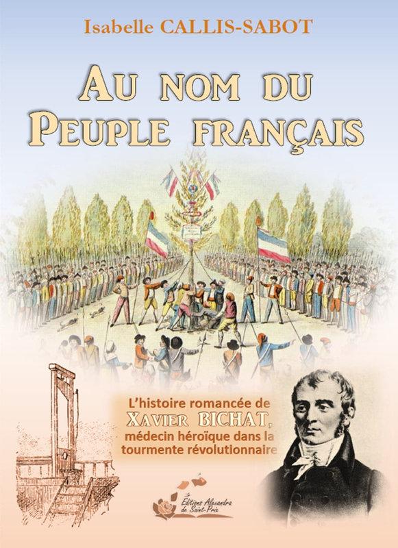 Au nom du peuple français - 1ère de couverture