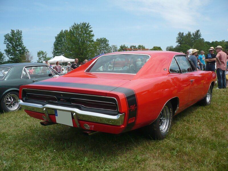 DODGE Charger R-T Special Edition 1969 Madine (2)