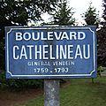 Jallais (49), boulevard Cathelineau
