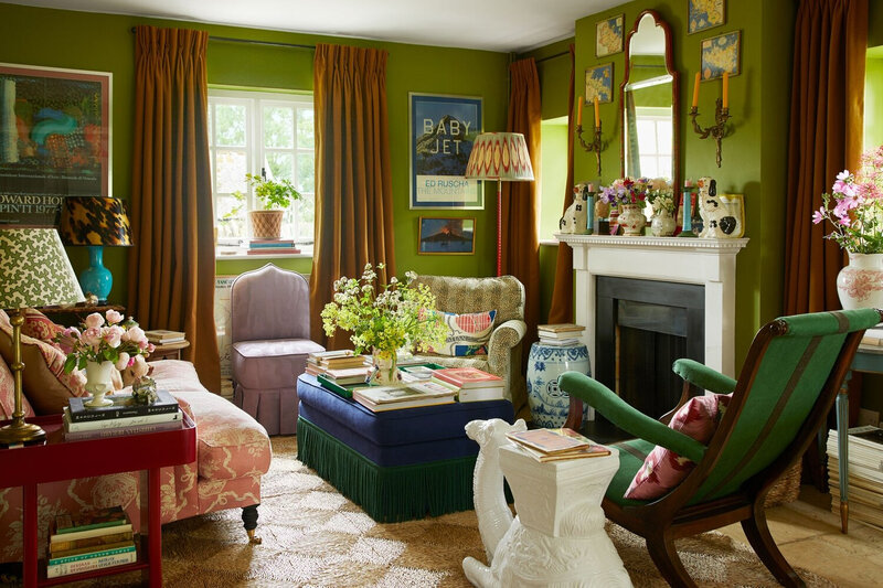 The+Eclectic+Countryside+Home+of+Luke+Edward+Hall+and+Duncan+Campbell+-+The+Nordroom