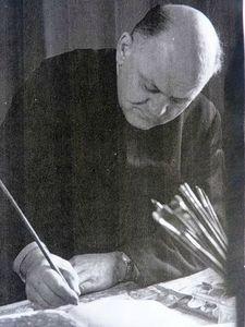 Abbé MOREL - Portrait-84r1