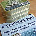 Taboulé de céréales, tomates séchées, olives et sardines