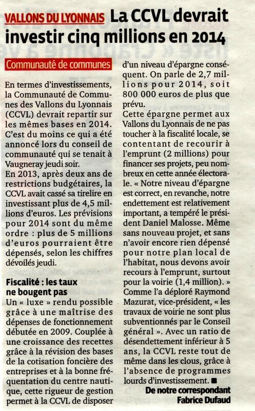 CCVL article 25 janv 2014 CR